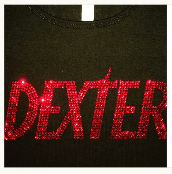 dexter insta Killer Sparkle & Michael C. Hall (aka Dexter)